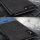 Silicon Edge Shockproof Business iPhone Case